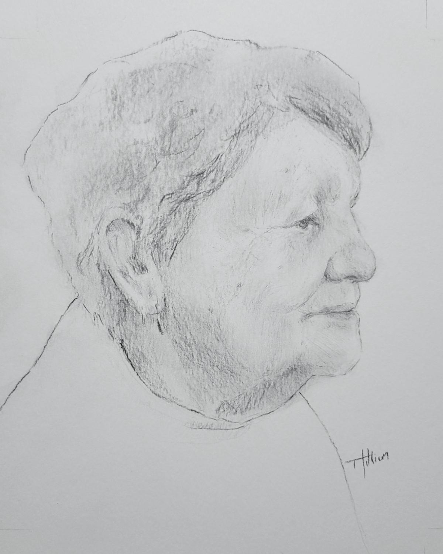 Évangéline - Les visages de notre histoire ©Tania Hillion