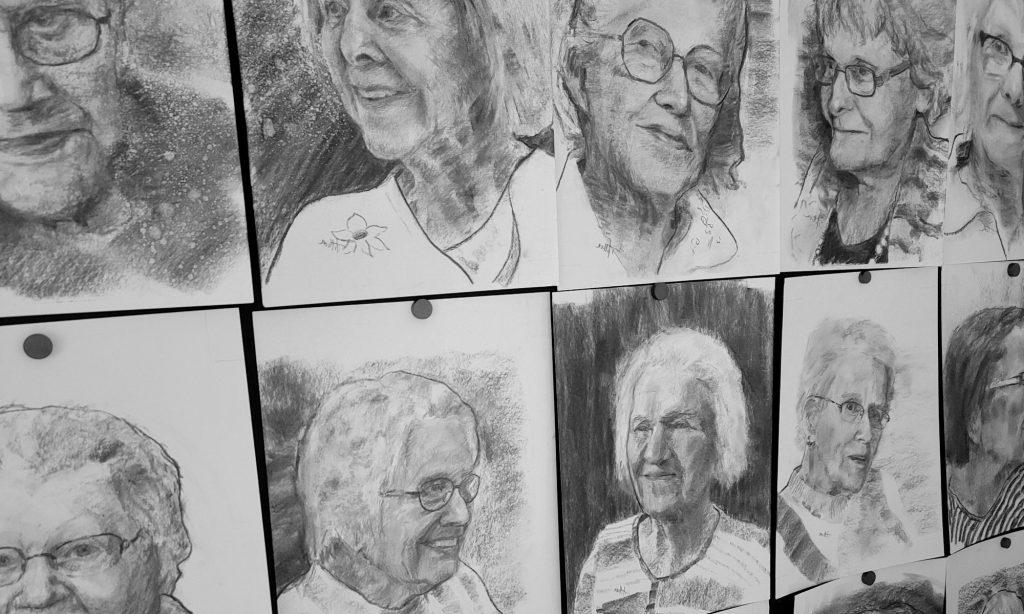 Les visages de notre histoire - Faces of our history