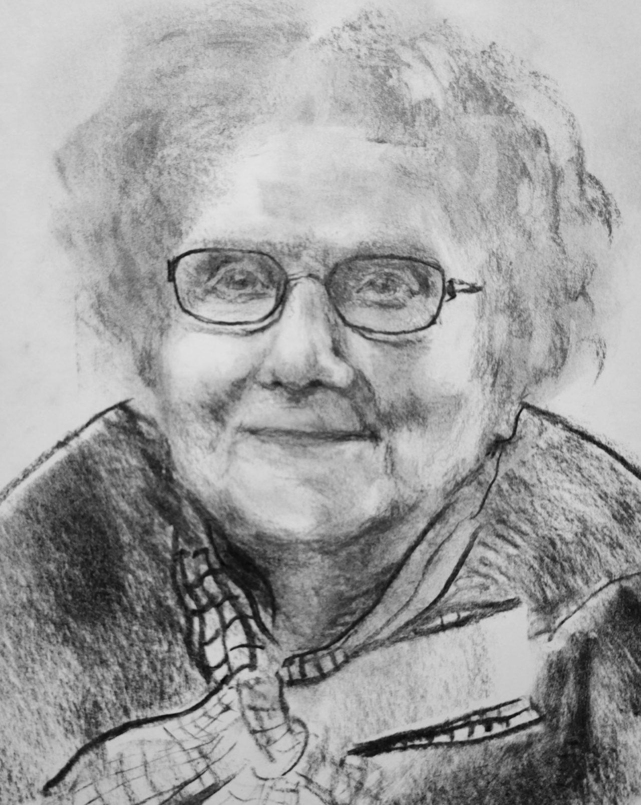 Aline - Les visages de notre histoire ©Tania Hillion