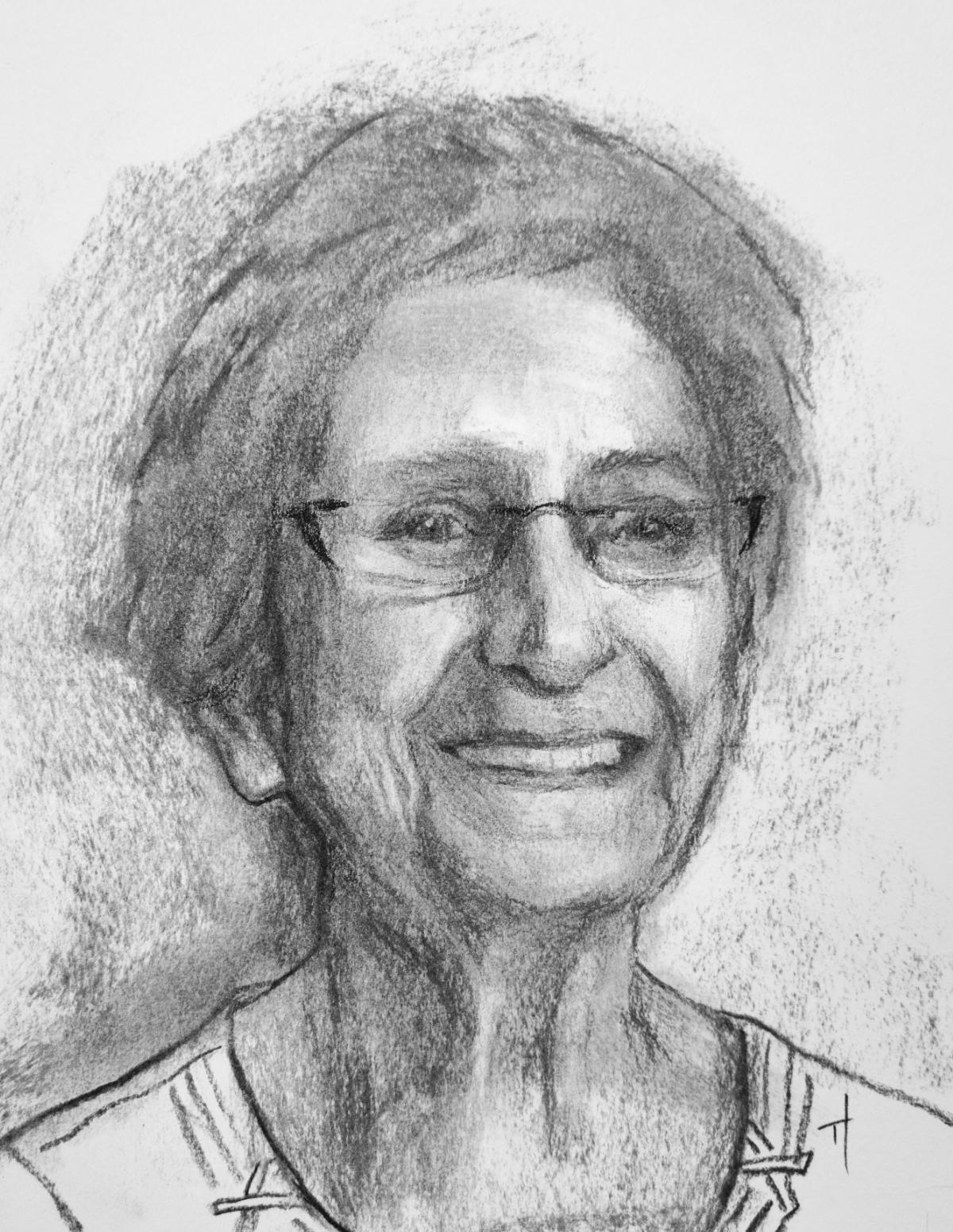 Bernardine - Les visages de notre histoire ©Tania Hillion