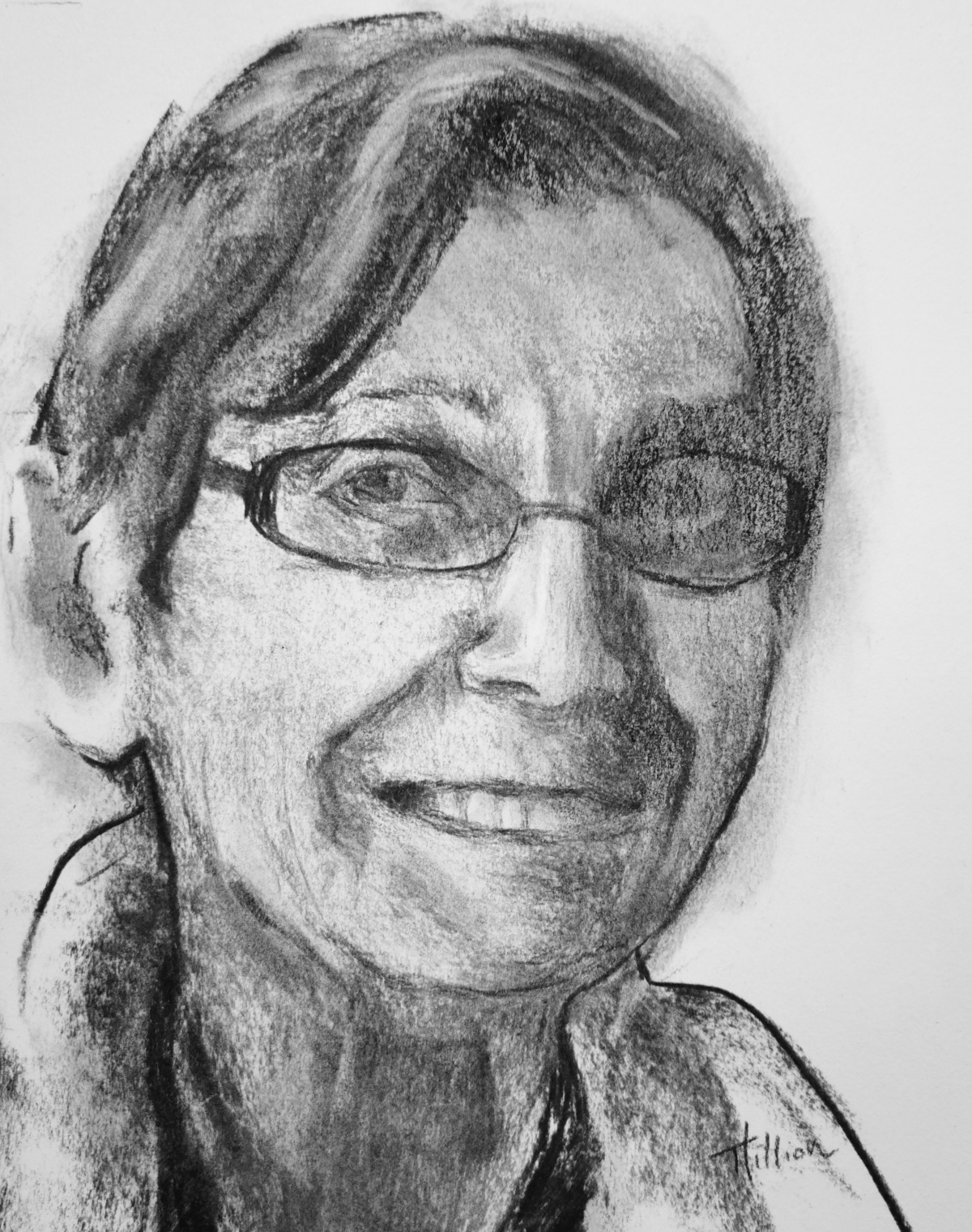Carmelle - Les visages de notre histoire ©Tania Hillion