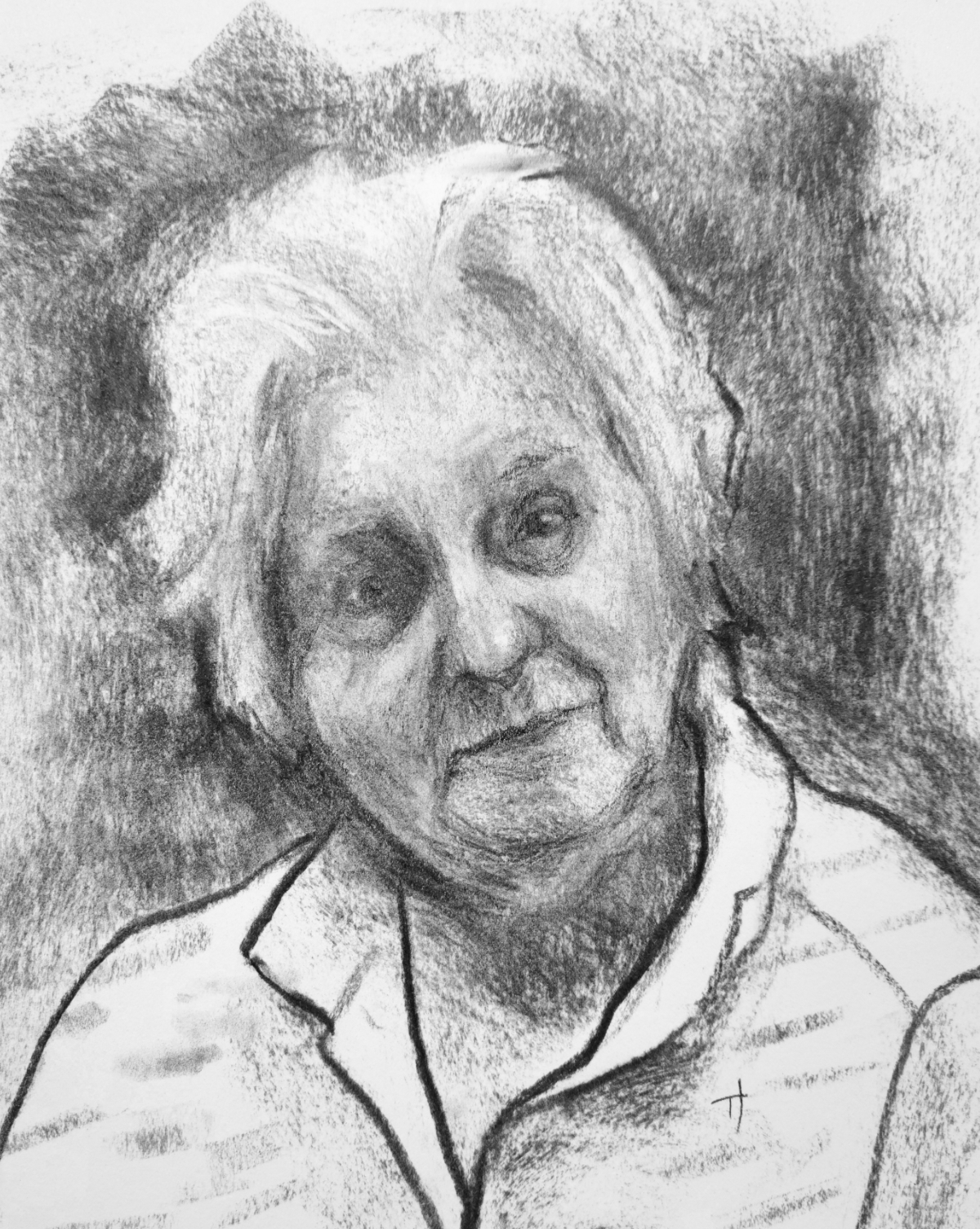 Eliane - Les visages de notre histoire ©Tania Hillion