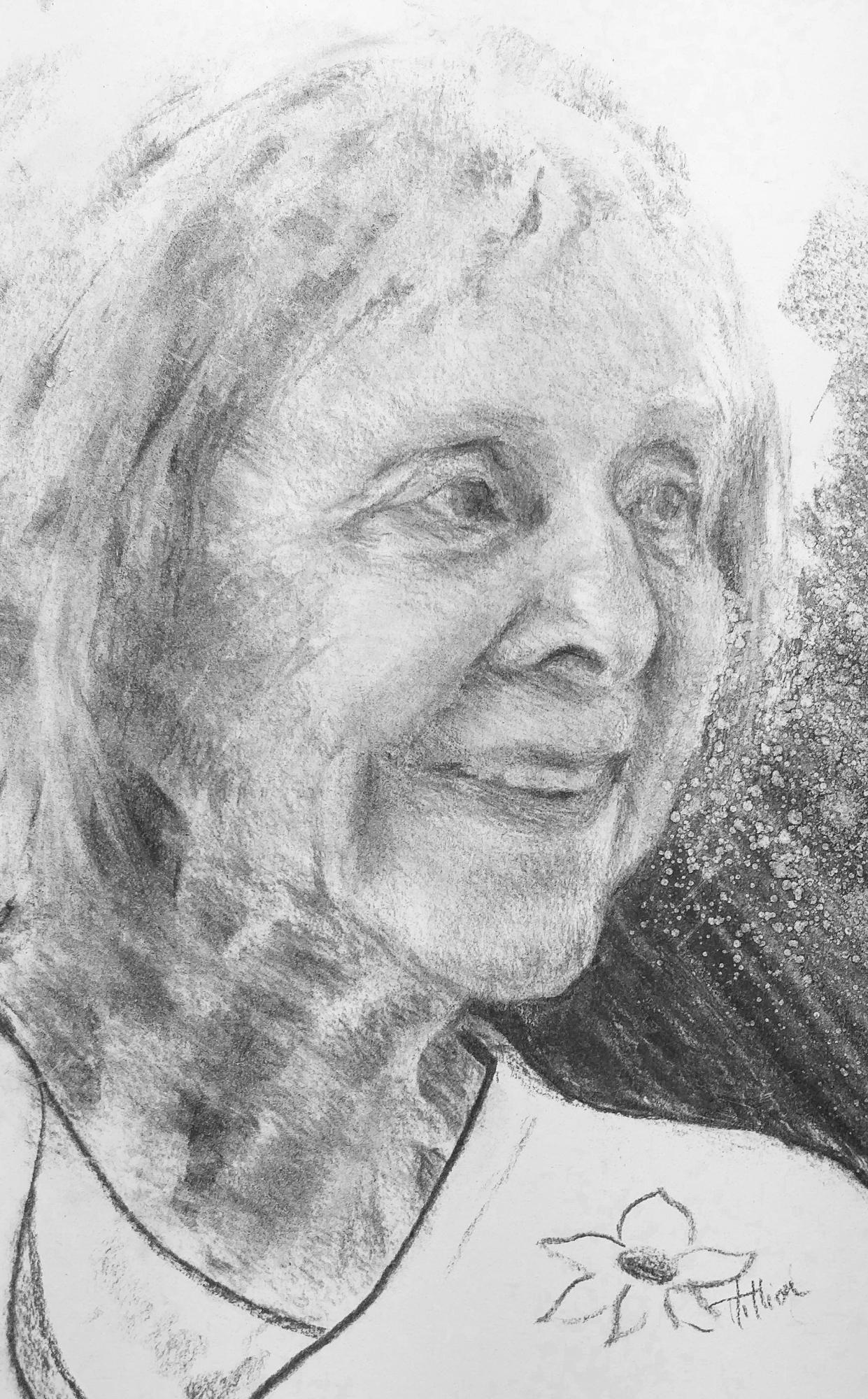 Lucie - Les visages de notre histoire ©Tania Hillion