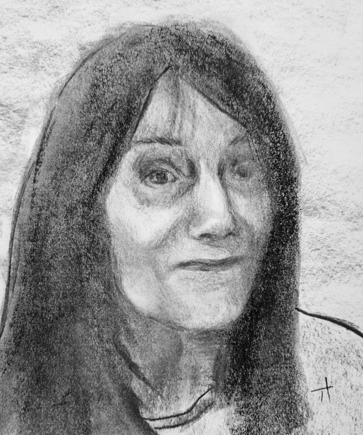 Lynda - Les visages de notre histoire ©Tania Hillion