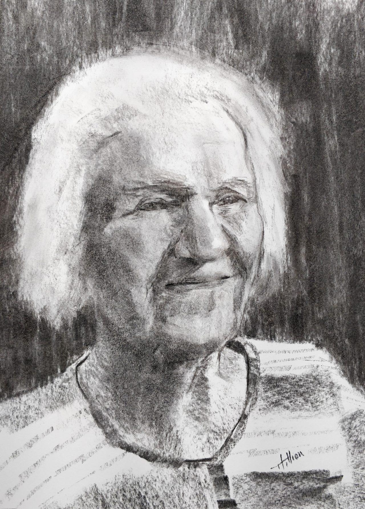 Rita - Les visages de notre histoire ©Tania Hillion