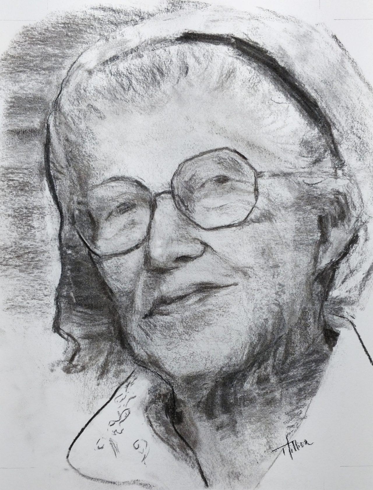 Brigitte - Les visages de notre histoire ©Tania Hillion