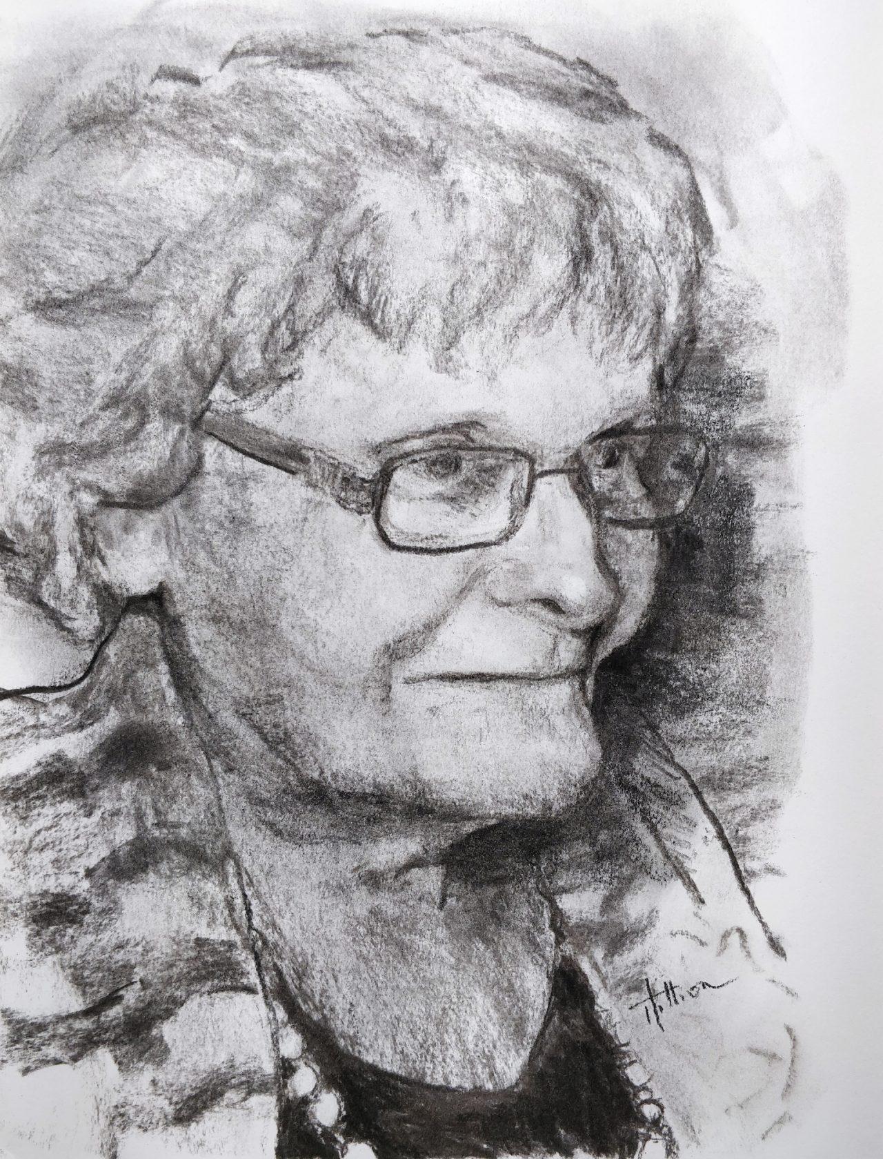 Antonia M. - Les visages de notre histoire