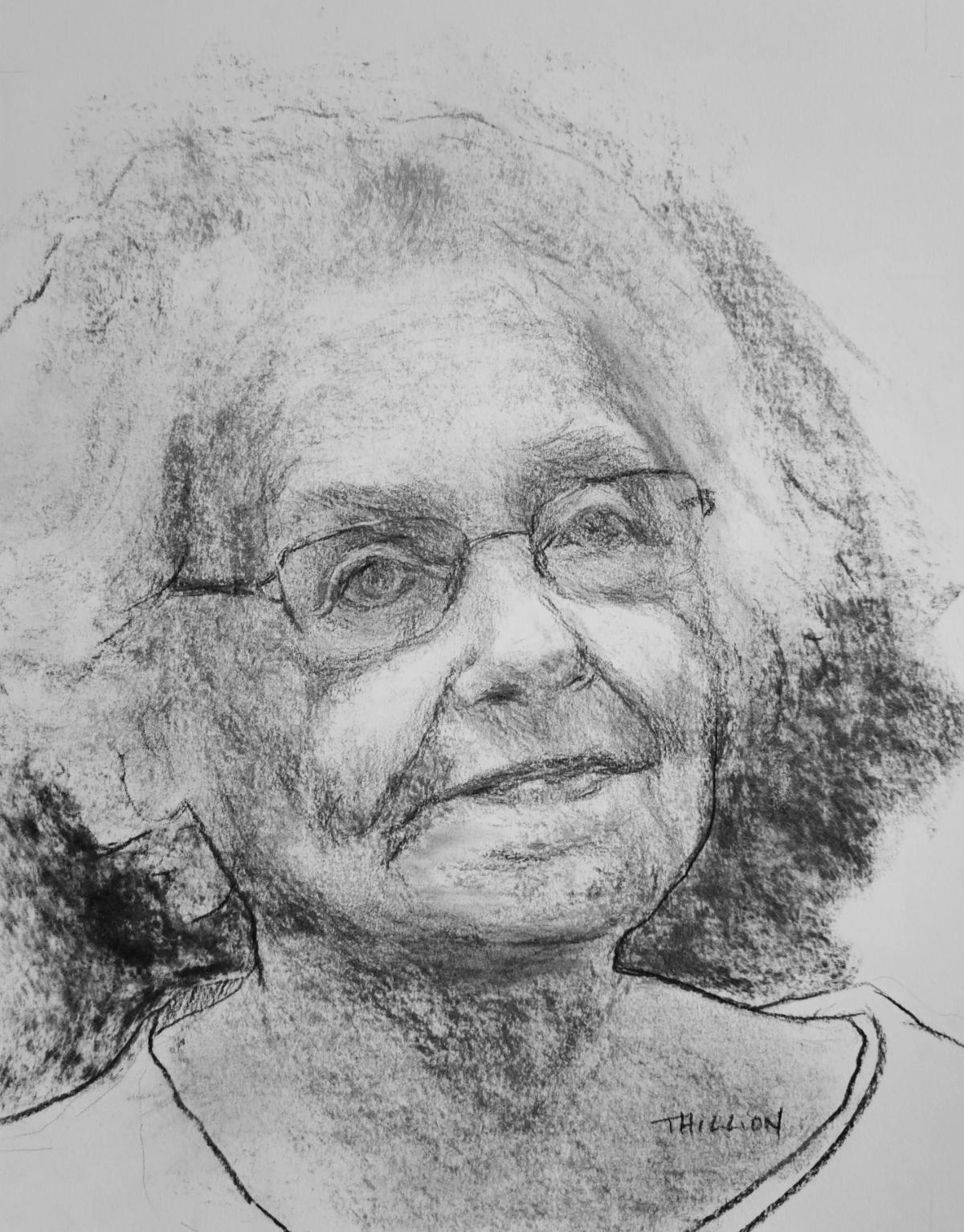 Françoise - Les visages de notre histoire ©Tania Hillion