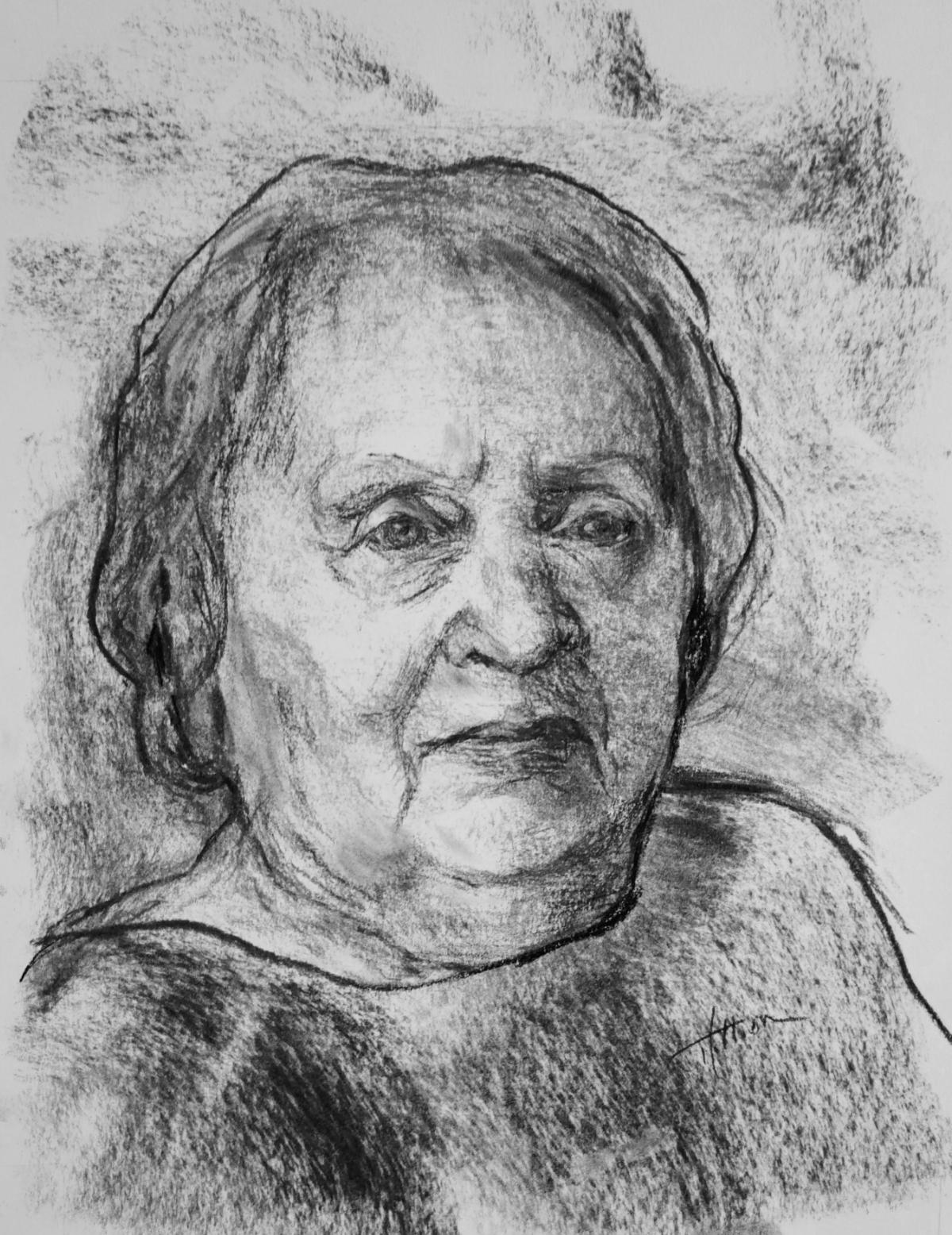 Julienne - Les visages de notre histoire ©Tania Hillion